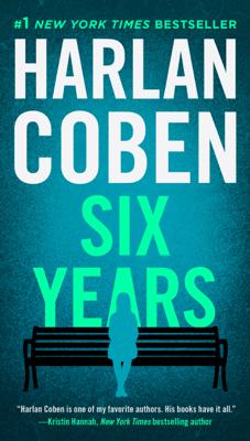 Six Years - Harlan Coben book