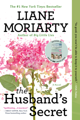The Husband's Secret - Liane Moriarty book
