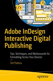 Adobe InDesign Interactive Digital Publishing book