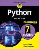 Python All-in-One For Dummies