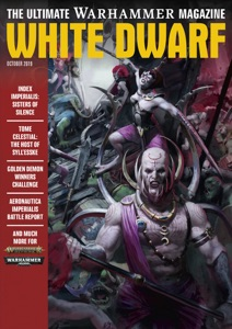 White Dwarf October 2019 Book Cover