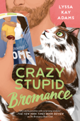 Crazy Stupid Bromance Book Cover