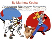 Download and Read Online Pokémon Ultimate Masters