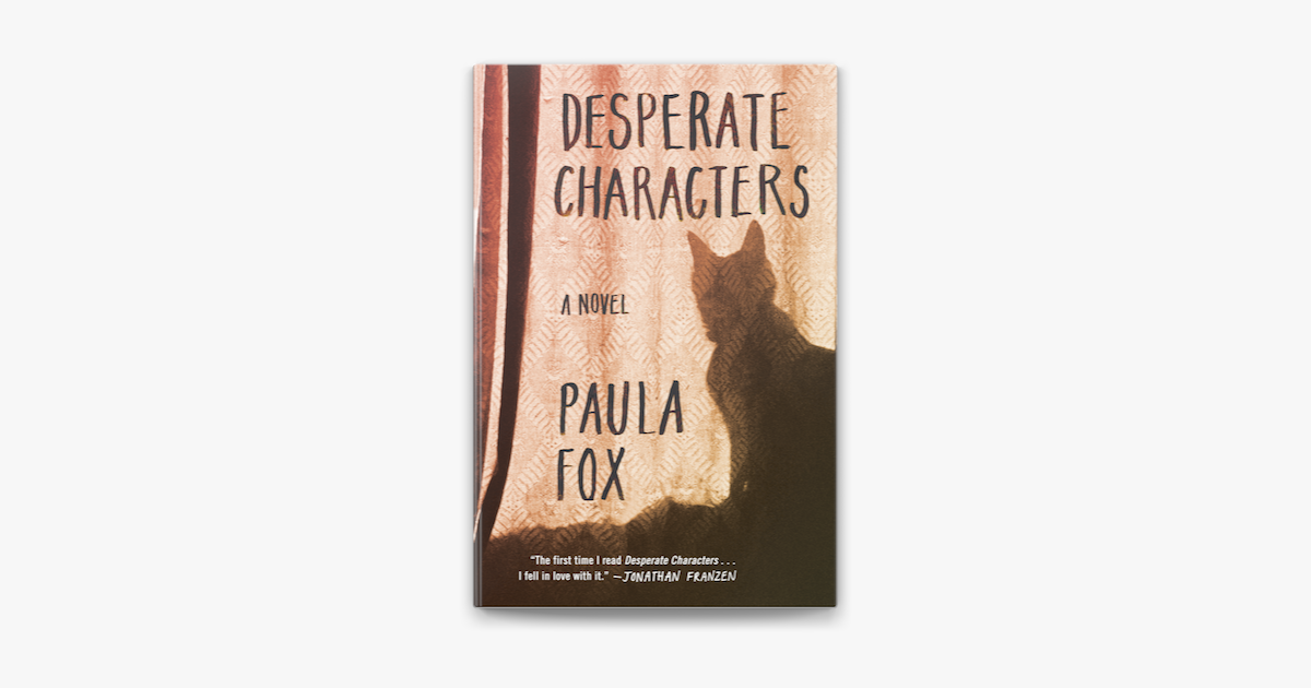 Desperate Characters On Apple Books The books i love right now are: desperate characters on apple books