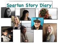 SpARTan Portrait Diary