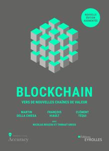 Blockchain La couverture du livre martien