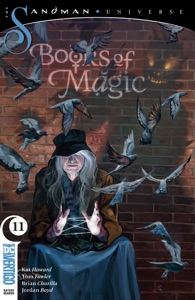 Books of Magic (2018-2020) #11