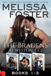 The Bradens at Weston (Books 1-3) Boxed Set