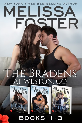 The Bradens at Weston (Books 1-3) Boxed Set PDF Download