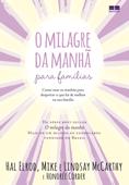 O milagre da manhã para famílias Book Cover