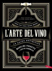 L'arte del vino Libro Cover