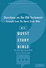 NIV, Questions on the Old Testament: Excerpts from The Quest Study Bible