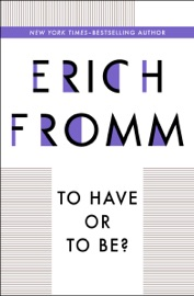 To Have or To Be? PDF Download