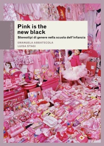 Pink is the new black Book Cover