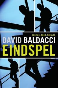 Eindspel Door David Baldacci Boekomslag
