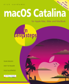 macOS Catalina in easy steps