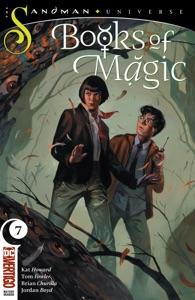 Books of Magic (2018-2020) #7