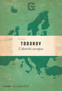L'identità europea Libro Cover