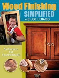Wood Finishing Simplified