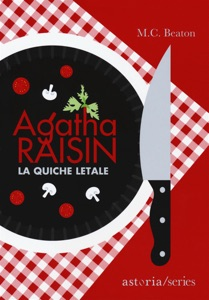 Agatha Raisin – La quiche letale Book Cover
