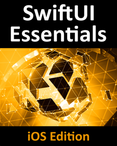 SwiftUI Essentials - iOS Edition Cover Book