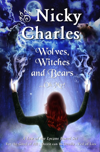 Nicky Charles - Wolves, Witches and Bears...Oh My!