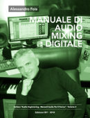 MANUALE DI AUDIO MIXING DIGITALE Book Cover