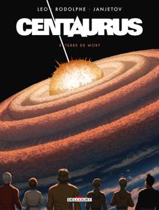 Centaurus T05 La couverture du livre martien