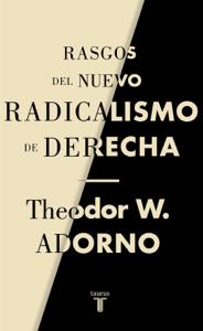Rasgos del nuevo radicalismo de derecha Book Cover