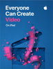 Apple Education - Everyone Can Create Video illustration