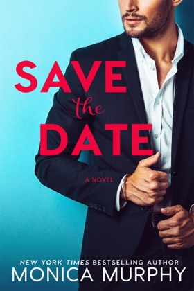 Save The Date book cover