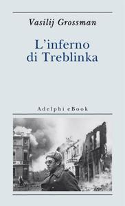 L'inferno di Treblinka Copertina del libro