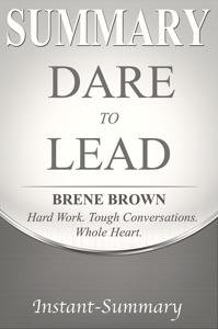 Dare to Lead Summary