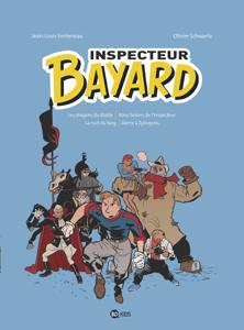 Inspecteur Bayard - intégrale 2 Copertina del libro