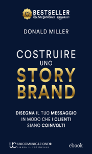 Costruire uno storybrand Copertina del libro