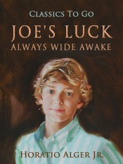 Download and Read Online Joe's Luck Always Wide Awake