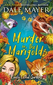 Murder in the Marigolds Book Cover