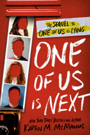 One of Us Is Next book