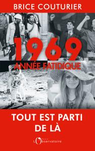 1969, ANNÉE FATIDIQUE La couverture du livre martien