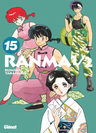 Ranma 1/2 - Édition originale - Tome 15