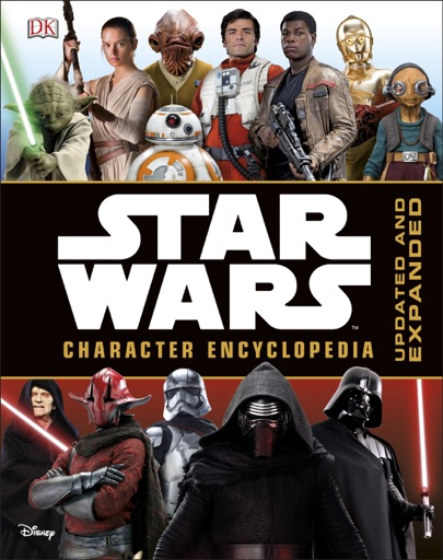 Star Wars™ Character Encyclopedia - Pablo Hidalgo