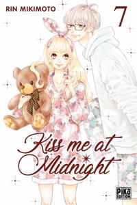 Kiss me at Midnight T07 La couverture du livre martien