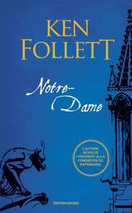 Notre-Dame Copertina del libro