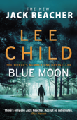 Blue Moon - Lee Child Cover Art
