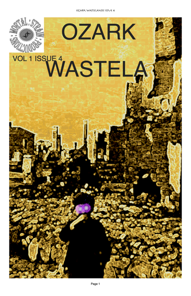 Ozark Wastelands Issue 4