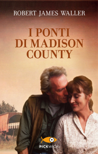 I ponti di Madison County Book Cover