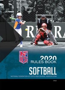 2020 NFHS Softball Rules Book
