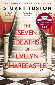 The Seven Deaths of Evelyn Hardcastle Book Cover