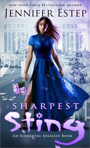 Sharpest Sting - Jennifer Estep