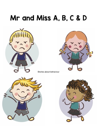 Mr and Miss A, B, C & D E-Book Download